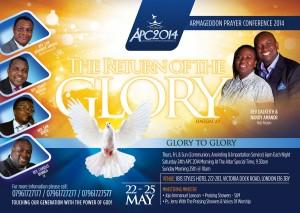 Glory to glory